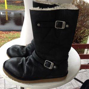 - Womans ugg boots.
